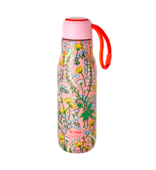 Rice - Stainless Steel Thermo Drinking Bottle 500 ml - Coral Lupin