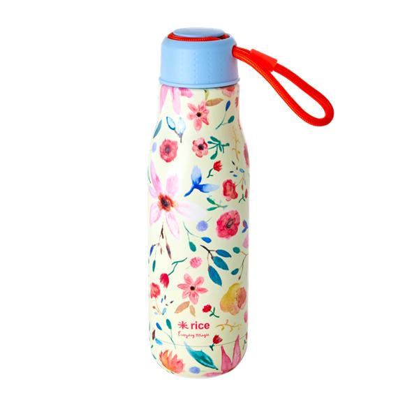 Rice - Rustfrit Stål Thermo Flaske 500 ml - Selmas Blomster