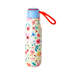 Rice - Stainless Steel Thermo Drinking Bottle 500 ml - Selmas Flower