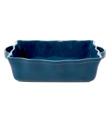 Rice - Stoneware Oven Dish - Dark Blue L