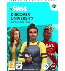 The Sims 4 (EP8) University (Code via Email)