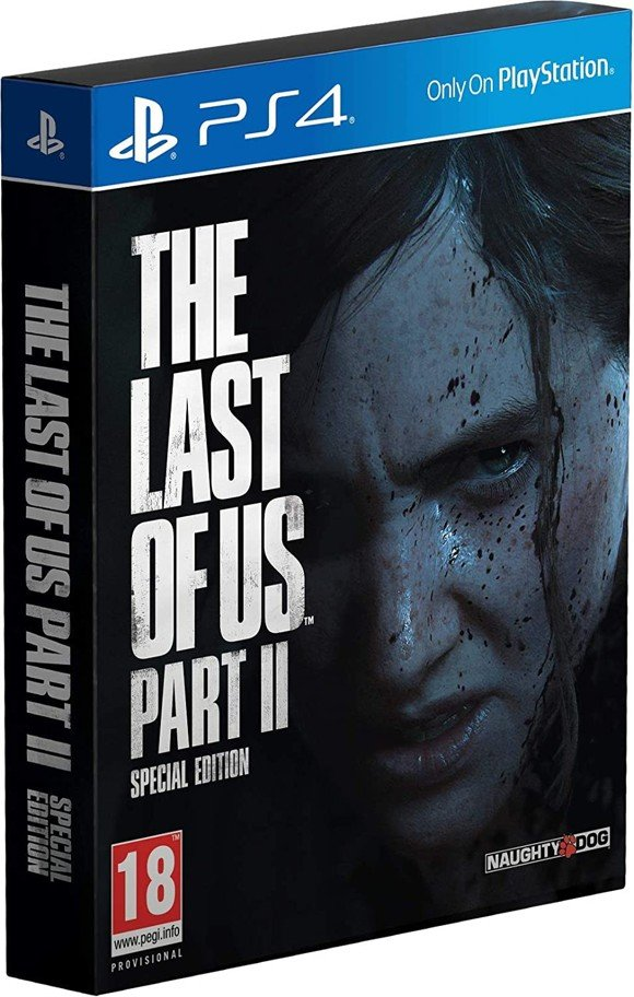 The Last of Us Part II (2) (Special Edition) (Nordic)
