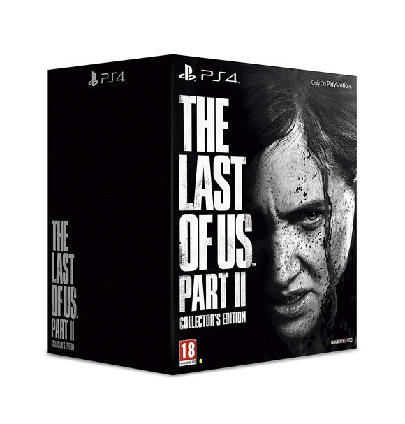 The Last of Us Part II (2) (Collector's Edition) (Nordic)