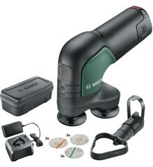 Bosch - EasyCurvSander Battery Grinder and Polisher (Battery included)