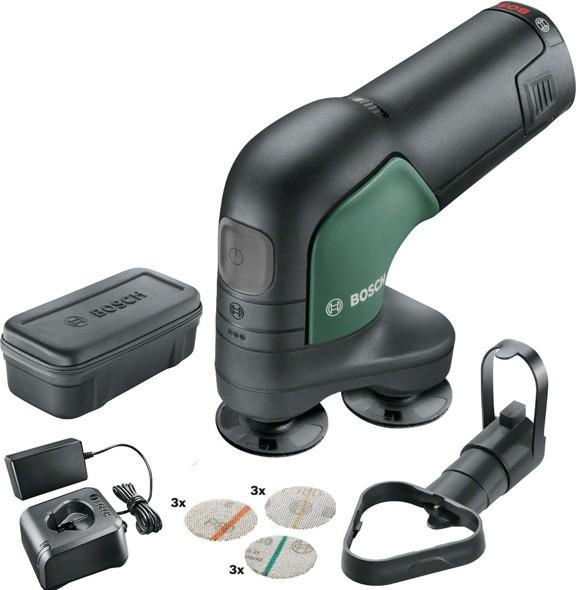 Bosch - EasyCurvSander Battery Grinder and Polisher (Battery included)