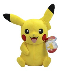 Pokemon - Pikachu Plys Bamse - 30 cm (97989)