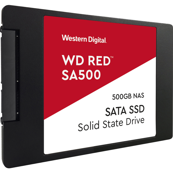 """WD - Red SSD 500GB 2.5"""""""