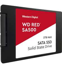 "WD - Red SSD NAS 2TB 2.5"" SATA III"