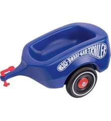 BIG - Bobby Car Trailer - Blue (800056277)
