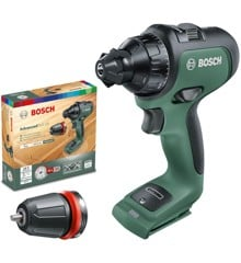 Bosch - AdvancedDrill 18 cordless screwdriver (Battery not included) (E)