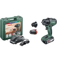 Bosch - AdvancedImpact 18 (Batteri og lader inkluderet)
