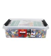 Plus Plus - Mini Basic - 4000 brikker + 12 byggeplader (3388)