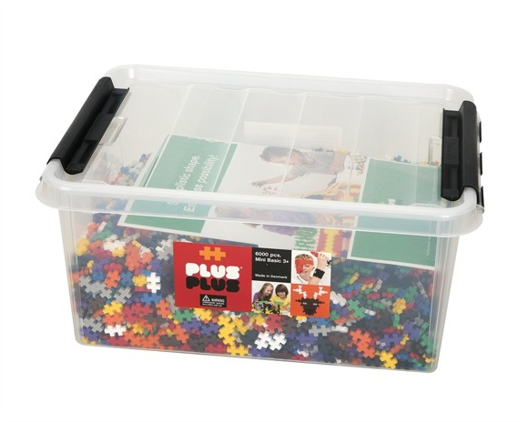 Plus Plus - Mini Basic - 6000 stk (3374)