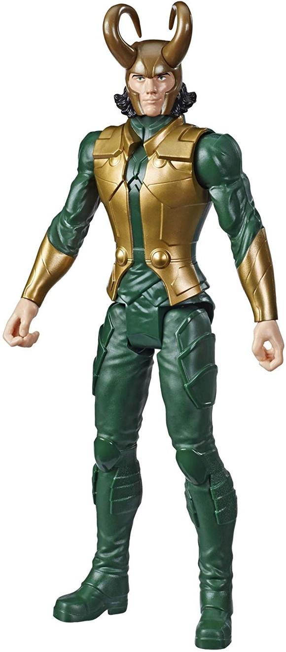 Avengers - Titan Heroes - Loki - 30 cm (E7874)