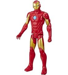 Avengers - Titan Heroes Figur - Iron Man - 30 cm (E7873)