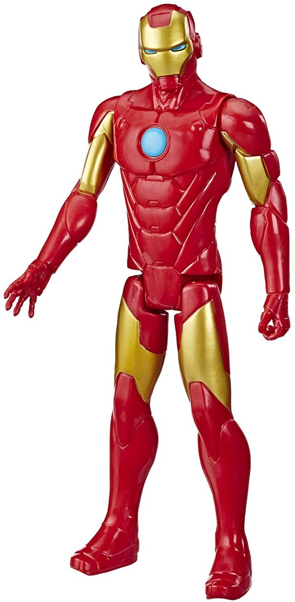Avengers - Titan Heroes - Iron Man - 30 cm (E7873)