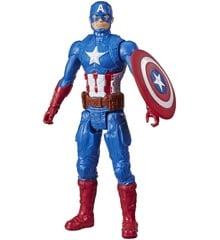 Avengers - Titan Heroes - Captain America - 30 cm (E7877)