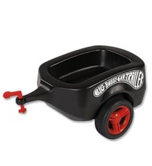 BIG - Bobby Car - Trailer - Black (800056274)