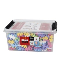 Plus Plus - BIG Pastel - 600 pc (3248)