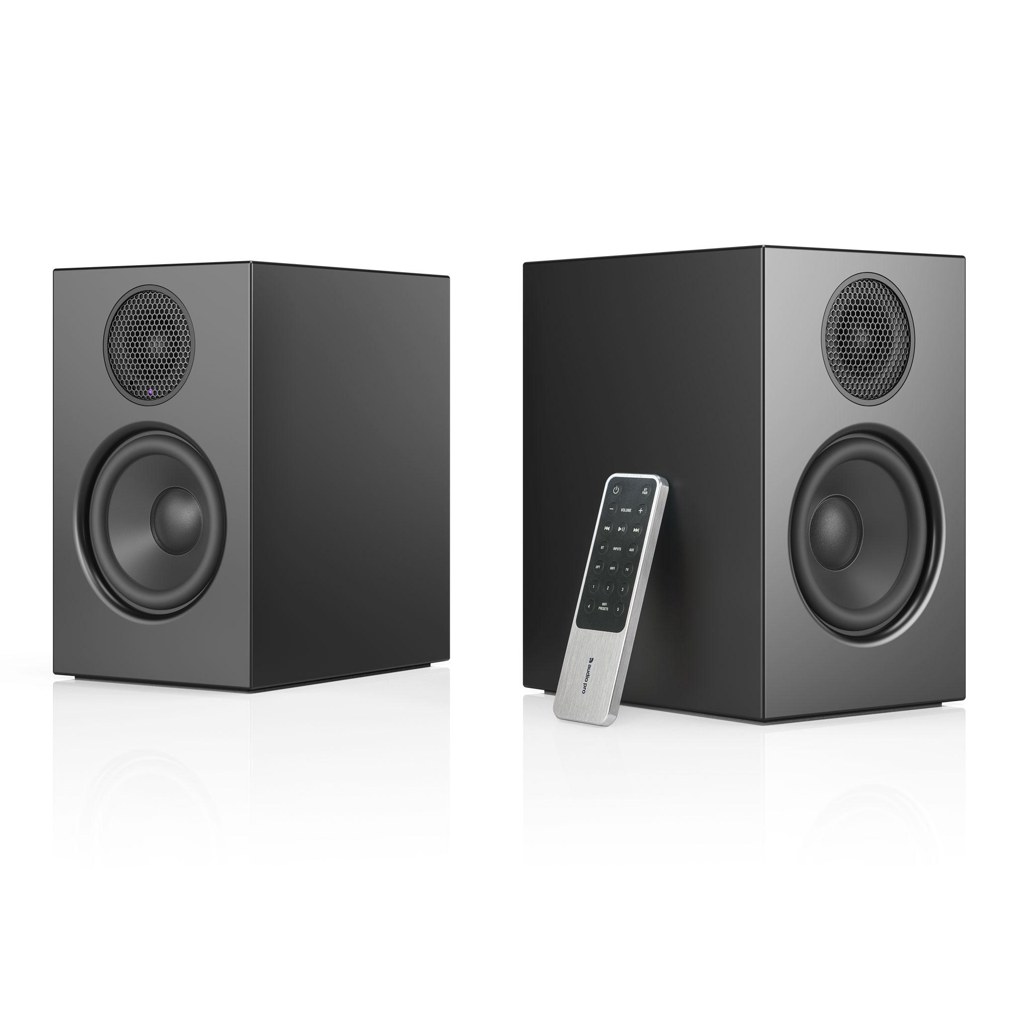 Bilde av Audio Pro - A26 Compact Tv Sound - Black