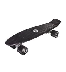 Outsiders - Retro Skateboard - ABEC-5 (Black)