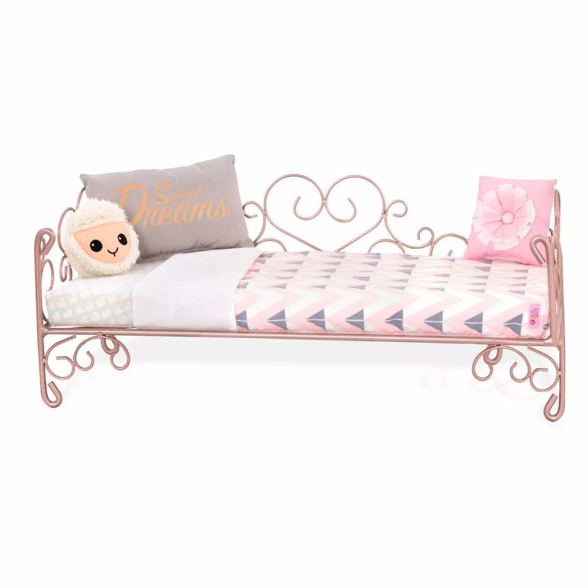 Our Generation - Sweet Dreams Scrollwork Bed (737879)