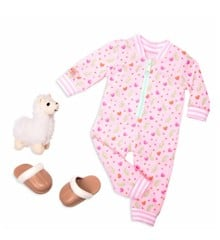 Our Generation - Dolls Clothing - Pajama Llama Llullabies (730388)