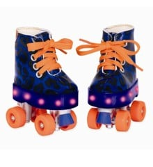Our Generation - Blue rollerskates with light (737464)