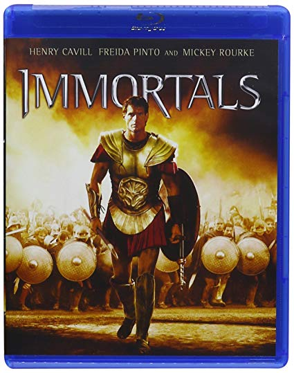 Immortals - Bluray