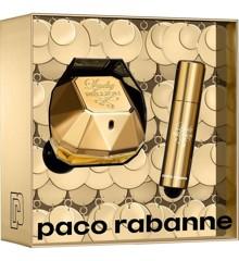 Paco Rabanne - Lady Million EDP 50 ml + Travelspray 10 ml - Giftset