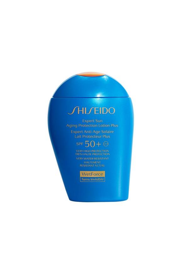 Shiseido - EXPERT SUN Aging Protection Lotion Plus SPF50+ - 100 ml
