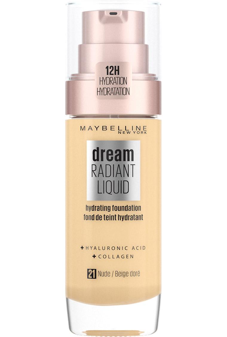 Köp Maybelline Dream Radiant Liquid Foundation Nude 21 30