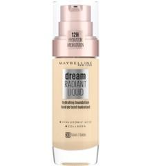 Maybelline - Dream Radiant Liquid Foundation - 30 Sand