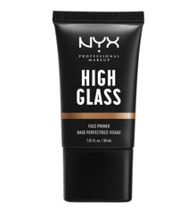 NYX Professional Makeup - High Glass Face Primer - Sandy Glow