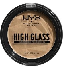 NYX Professional Makeup - High Glass Finishing Powder - Medium