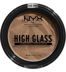 NYX Professional Makeup - High Glass Finishing Powder - Deep