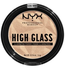 NYX Professional Makeup - High Glass Illuminating Powder - Moon Glow