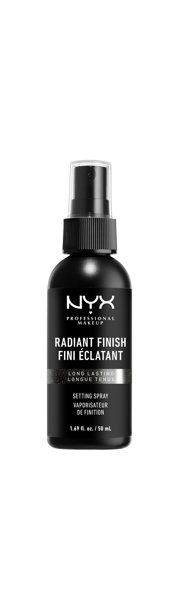 NYX Professional Makeup - Radiant Finish Setting Spray 50 ml
