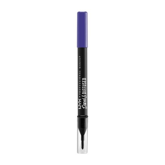 NYX Professional Makeup - Dazed & Diffused Blurring Lipstick - En Fuego