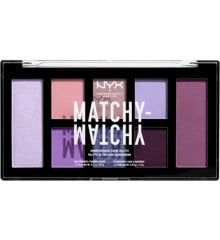 NYX Professional Makeup - Matchy Matchy Monocromatic Palette - Lilac