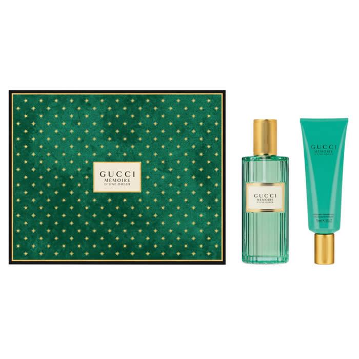 Gucci - Memoire D´une Odeur EDP 100 ml + Shower Gel 75ml - Gavesæt