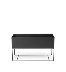 Ferm Living - Plant Box Large - Black (110110101)