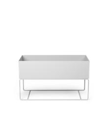 Ferm Living - Plant Box Large - Light Grey (110109102)