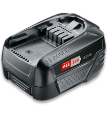 Bosch - Rechargeable Battery 18V 4,0AH