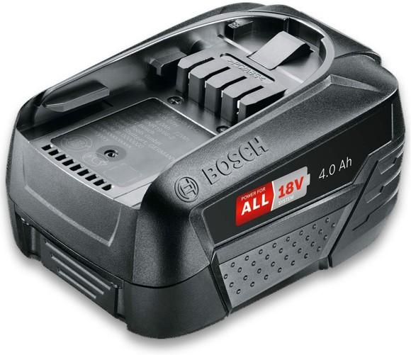 Bosch - Rechargeable Battery 18V 4,0AH