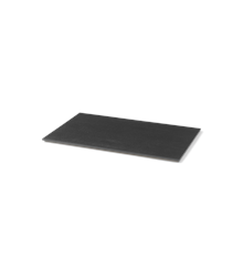 Ferm Living - Tray For Plant Box Wood Large - Black Oak Veneer (110220101)