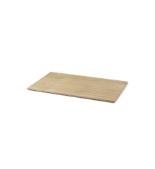 Ferm Living - Tray For Plant Box Wood Large - Olied Oak Veneer (110221208)