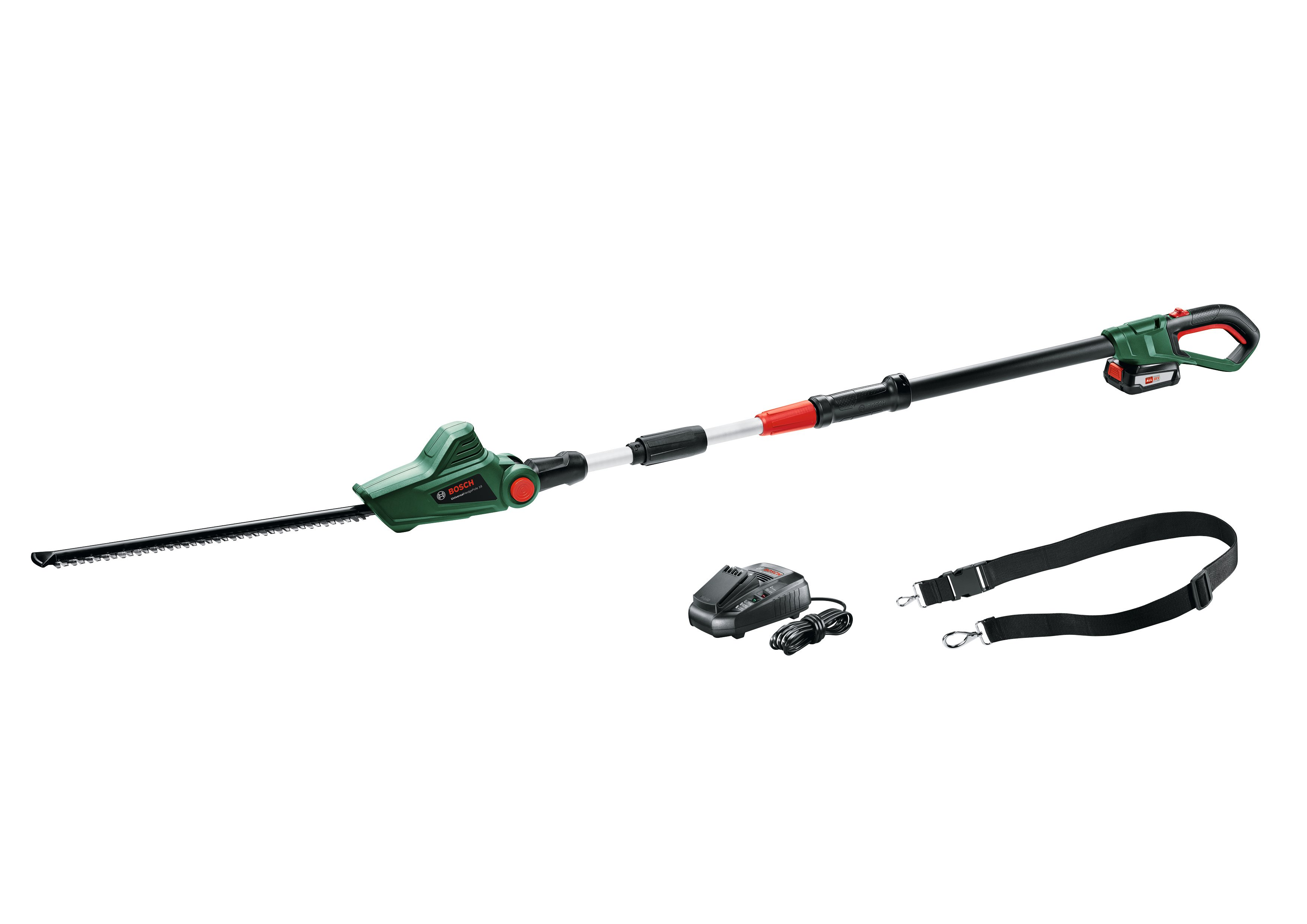 Bosch - Akku Cordless Telescopic Hedge Trimmer  18V (Battery & Charger included)