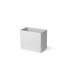 Ferm Living - Plant Box Pot Large - Light Grey (110145102)