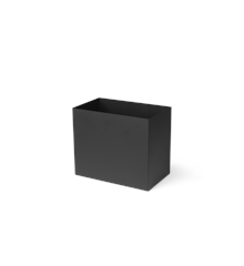 Ferm Living - Plant Box Pot Large - Black (110144101)
